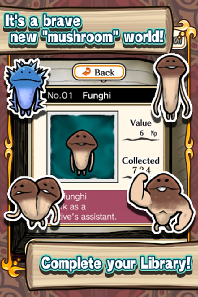 Screenshot Funghi gardening kit